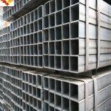 Q195 Tubos de acero rectangulares de cuerpos huecos y el tubo