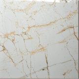 Foshan famoso piso del baño cristal pulido azulejos de mármol Faux