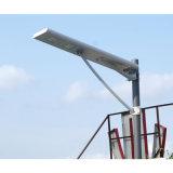 保証5年のの25W太陽統合されたLEDのライト