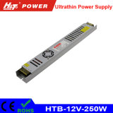 12V 20A 새로운 LED Ultra-Thin 전력 공급 세륨 RoHS Htb 시리즈