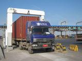 El sistema de Safeway - sistema de la proyección de imagen del rayo del vehículo X del cargo y del envase fijado y rápidamente explora