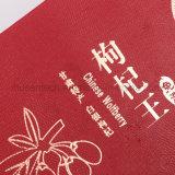 Logotipo personalizado da cor de Rede que carimba caixas de cartão de papel pequenas gama alta