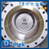 Didtek una prueba 100% el aumento de la válvula de compuerta de Wcb tallo de la estación de energía