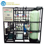 2018 Nouvelle conception du système de traitement de l'eau RO en Chine