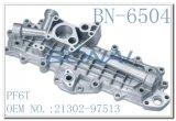 De ZijDekking van de Koeler van de Olie van het Aluminium van Nissan PF6t (OEM: 21302-97513)