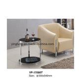 Scrittorio moderno Yf-T17100 del caffè della Tabella di vetro Tempered della casa della mobilia