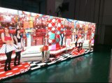 Piscine plein écran LED de couleur (P4.81 Affichage LED de la publicité l'écran)