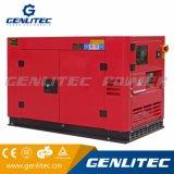 un generatore da 10 KVA con un motore diesel raffreddato ad acqua dei due cilindri