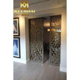 居間のための屋内装飾的なステンレス鋼部屋ディバイダ
