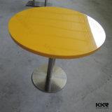 Dia. 600 мм современные мраморные верхней части Круглого стола кофе