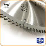 250*100t 절단 알루미늄 금속 Tct 안내장은 톱날을