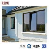 Châssis de fenêtre à battant en aluminium double filet Moustiquaire fenêtre de l'écran d'insectes