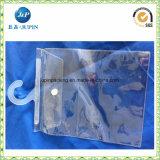 Sac en PVC pour l'emballage vêtement sac d'emballage Underware Zipper Fermer (JP-033)