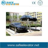Sistema ahorro de energía del estacionamiento