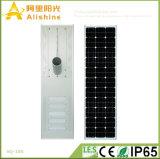 1つの統合された太陽製品の太陽街灯の100Wすべて