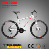 26er 21скорости Mountian велосипед с 16,5 дюйма алюминиевая рама