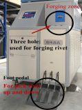 Induktions-Heizungs-Niet-Schmieden-Maschine