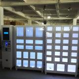 Armário de células livros e CD máquina de venda automática com suporte