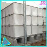 SMC réservoir d'eau en coupe de panneaux en fibre de verre GRP réservoir d'eau incendie