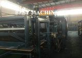 EPS de la línea de paneles sándwich de lana de roca de hojas de espuma que hace la máquina