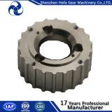 Tipo roda de Mxl da polia de correia do sincronismo para o motor deslizante das máquina ferramenta
