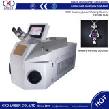 De nieuwe Machine van de Laser van het Lassen van de Vlek van de Precisie van de Juwelen van de Stijl van Fabrikant