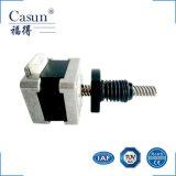 NEMA 14 de Casun 35 fase do milímetro 2 ruído de alta freqüência pequeno do volume de 1.8 graus fabricante híbrido customizável Stepmotors do motor deslizante do baixo