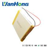 117390pl 3.7V 6000mAh Lipo Batería Recargable para Pad PSP GPS DVD Power Bank Tablet PC