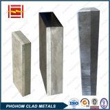 الصين مصنع ألومنيوم يرتدي [ستينلسّ ستيل] ثنائيّ معدن لوحة إنفجار لحام قالب