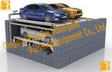 Automobile deux levage de véhicule de véhicule de poste/quatre postes pour le garage à la maison