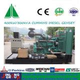 Jinlong 500Ква Cummins открытого типа дизельных генераторах