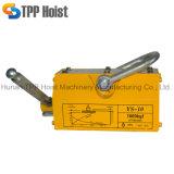 Fabricante magnético manual permanente do tirante
