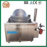 Friggitrice della cipolla e macchina croccanti di frittura