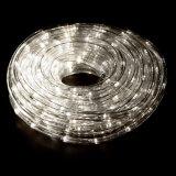 La cadena solar enciende los 33FT iluminación estrellada del ambiente de la cuerda de alambre de cobre de 100 LED para la decoración al aire libre de la boda del día de fiesta del partido de los hogares de los jardines del patio de la Navidad