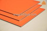Panneau de revêtement nano d'ACP d'enduit du PE PVDF Kynar 500 de polyester d'Akzonobel Feve PPG Becker
