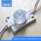 Baugruppe hohe Leistungwasserdichte des Sidelight-3W der Einspritzung-LED, die Kasten-Licht bekanntmacht