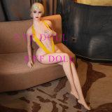 170cm Doll van het Geslacht voor Mensen van Medisch Volledig Silicone TPE met Skelet