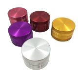 Tabak-Schleifer für trockenen Kraut-Rauch mit unterschiedlicher Farbe (ES-GD-134)