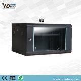Шкаф шкафа DVR NVR сервера шкафа 6u CCTV используемый для оборудования сети
