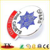 Pin personalizzato del risvolto del distintivo di marchio per la promozione