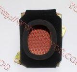 Gy6125를 위한 기관자전차 부속 공기 정화기 공기 정화 장치 기름 필터