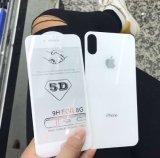 iPhone8/X/8のための前部および背部携帯電話の緩和されたガラスと
