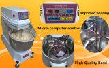 роскошный спиральн смеситель теста хлебопекарни смесителя 80L для цены по прейскуранту завода-изготовителя