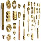 CNC Nauwkeurige het Machinaal bewerken Delen van het Koper, de Delen van de Machines van het Koper