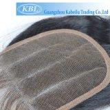 Dreadlocks naturelle des cheveux humains Tête demi-perruques