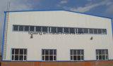 Здание Hall стальной структуры землетрясения упорное полуфабрикат