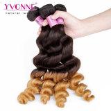 Yvonne peruanos de alta calidad Ombre onda sueltos de extensión de cabello humano.