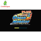 Máquina de juego video de la caza del rey 2 pescado del océano de la máquina de la pesca de fichas para la venta