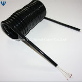 7 Pin-gewundene Kabel-Sprung-Kabel für Schlussteil oder schweren LKW
