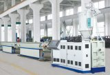 Máquina oca do equipamento da extrusão da tubulação do enrolamento da espiral da parede do HDPE